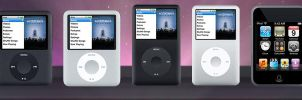 Ipod for Itunes by SteaLth-WolF