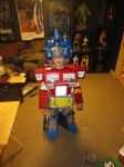 Optimus Prime Completed Costume by DolfD