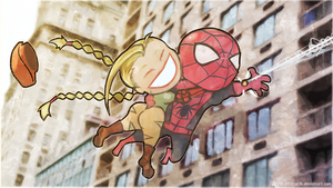 Spidey, Cammy by GC3K