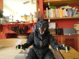 SUPERBEAST - G2K Monsterarts (5/5) by GIGAN05