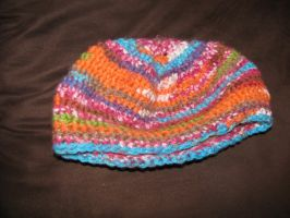 My first crochet project by 0bLaH0