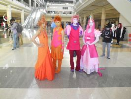 Adventure Time: Ooo Royalty by xXSnowFrostXx