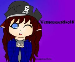 VanessaWolf's Request by mangaismything2