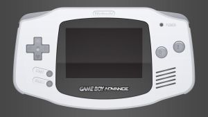 Game Boy Advance by cow41087