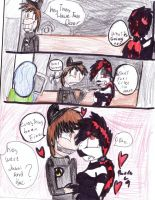 Five at night friends terror page  4 by LadyPandJuampy