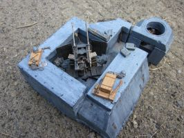 1/35 Flak Emplacement by enc86