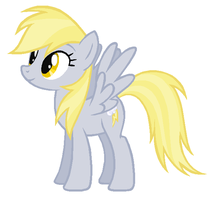 Derpy Dash early alt 2 by Durpy