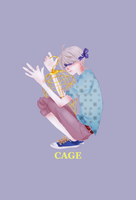 Cage by xTOORUx