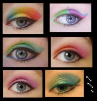 Eye Designs 2 by MishMash25