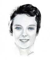 Asa Butterfield by icieice