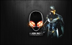 alien-nova wallpaper timeshift by rg-promise