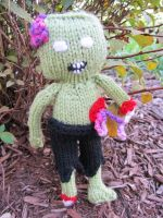 Zombill the Zombie by ashesonfire