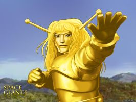 Goldar by Lithrael