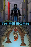 Thirdborn Chapter 1 Cover by dalubnie