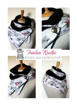 London Sleeve Scarf by FrlKreativ