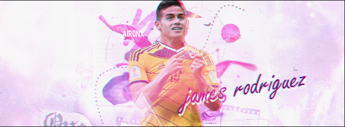 James Rodriguez by King2002