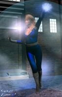 BFTP Invisible Woman by CaptainZammo