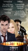 Doctor Who Poster by RazorRed