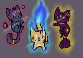 Kittens adoptables 2 [CLOSED] by Prince-Ego