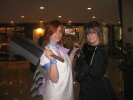 Rena and Misa are best friends by missy2laina