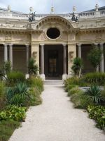 Le Petit Palais by Cat-in-the-Stock