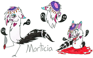 EthanoI : Design by kaseypaws by beanspecies