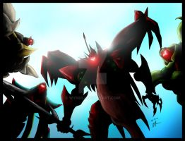 The Evil Ones by Wyn83