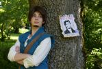 WANTED: Flynn Rider ~Tangled~ by Plindisen