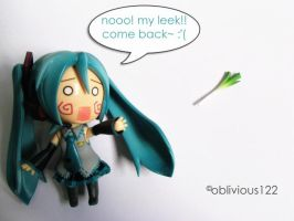 my leek by oblivious122