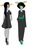 fantroll adoptables set 2 by michyla