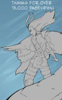 Thanks for 15K Pageviews - WIP by strifehell