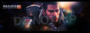 Mass Effect 2 signature by FeveredDreams