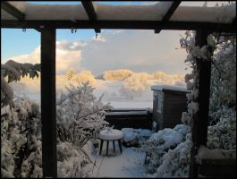 More Snow Scenes III by sags