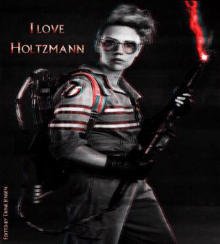 I love Holtzmann  by Holtzy1977