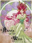 Runes of the Wind: First Cover by RainyDayCloud
