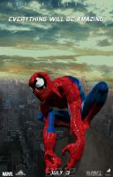Spider-man 3 July 2012 by agustin09