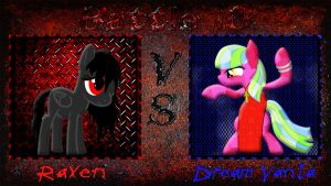 Pony Kombat New Blood 5 Round 1, Battle 10 by Mr-Kennedy92