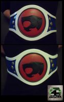 Thundercats - Lion-O Belt by 4thWallDesign