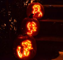 Devil May Cry Jack O Lanterns - Group by CeruleanTwin