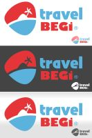 Begi Travel Loogo by giozaga