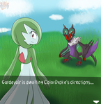 Yay My Pokemon are gonna look at me!!! by ColorDrake
