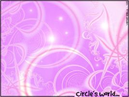 Circle's world... by venereblu