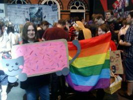MCM Expo - Nyan-Cat by TommEdge4Life