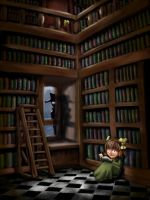 Library by Borodox