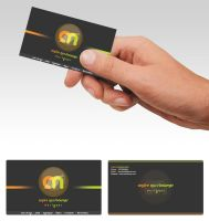 Business Card by Anarkysth