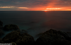 Calm Sunset by lee-sutil