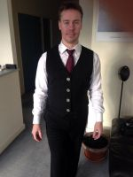 Waistcoat commission - front by katerlin