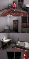 Madotsuki's Room [ edit + dl ] by AkemiWhy
