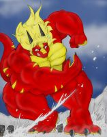 Dragonfireny's Rampage - 3-5 by notveryathletic