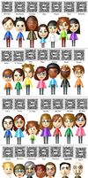 Ultra-large Mii QR code picture by Blazikenpwnsyou